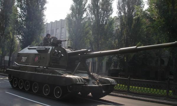 """2С19 """"Мста-С"""" 152-мм САУ"""