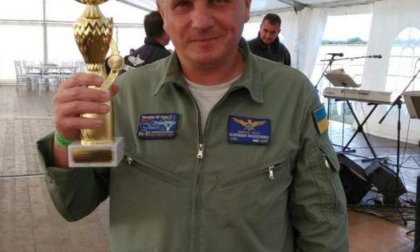 Український льотчик переміг на «Czech International Air Fest-2017»