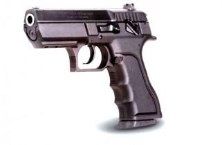 9 мм напівавтоматичний пістолет «Форт-21.02»