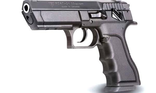 9 мм напівавтоматичний пістолет «Форт-21.03»