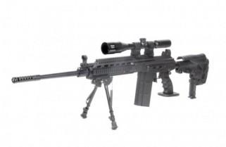 7,62 мм снайперська напівавтоматична гвинтівка «Форт-301»