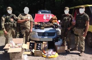 5-та партія допомоги військовим доставлена на схід!