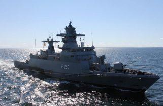 Німеччина отримає 5 нових корветів класу Braunschweig за 2.4 млрд євро