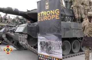 «Strong Europe Tank Challenge» – третій день змагань.