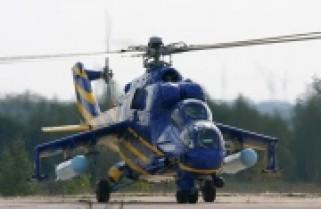 Державні випробування модернізованого ударного вертольоту Мі-24П виходять на фінішну пряму
