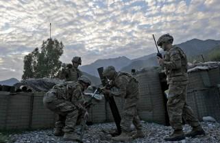 ВМС США призупинили використання 60 мм мінометів