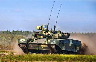 КМУ затвердив перелік для створення перспективної військової техніки України