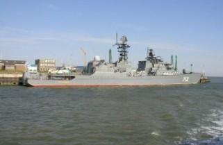 Російський сторожовик захопив судно з піратами