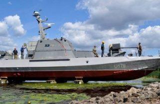 «Кузня на Рибальському» здійснила технічний спуск на воду чергового бронекатера «Гюрза-М»