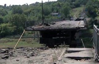 Мешканця Луганщини засудили до 10 років за підрив моста через Сіверський Донець