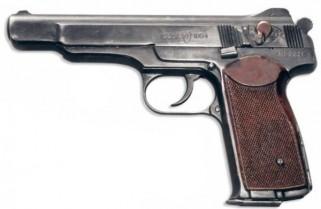 9 мм. автоматичний пістолет Стєчкіна АПС