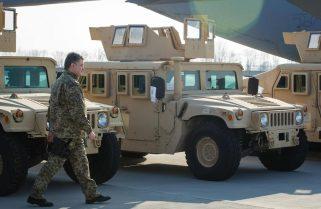 США планують поставку до України великої партії автомобілей HMMWV, – Валерій Чалий
