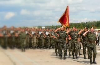 На Львівщині бійці Залізної бригади розпочали польові навчання