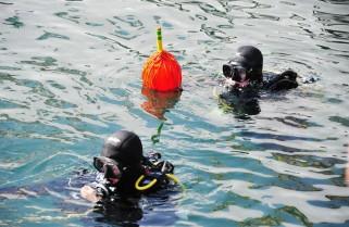 """На """"Сі Бриз-2016"""" відпрацьовують знешкодження підводних вибухівок"""