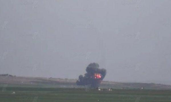 США збили військовий літак проурядових військ Сирії над Раккою