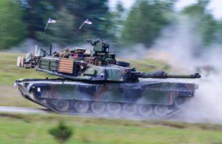 Українські танкісти будуть представлені на танковому біатлоні НАТО
