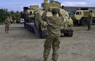 Бойова техніка США прибула на Яворівський полігон для підтримки Rapid Trident-2017