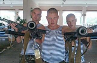 Кулеметна стрілянина – вже у вашому місті