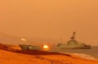 ВМС готує масштабні навчання на о. Донузлаві