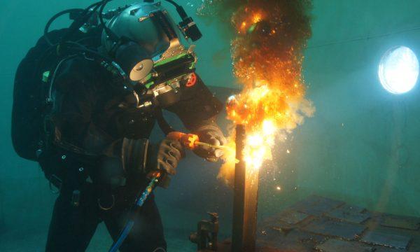 У ВМС України за два роки буде відновлена підготовка водолазів підводного зварювання