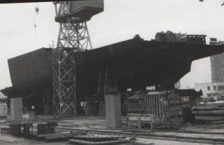 """Про долю другого корабля проекту 11351 """"Нерей"""" яким мав поповниться вітчизняні ВМС."""