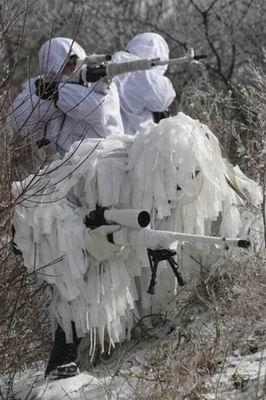Снайпери ЦСО СБУ (Альфа)