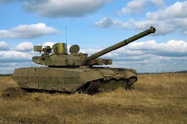 Т-84БМ Оплот