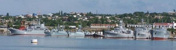 Ескадра різнорідних сил з базуванням у Севастополі